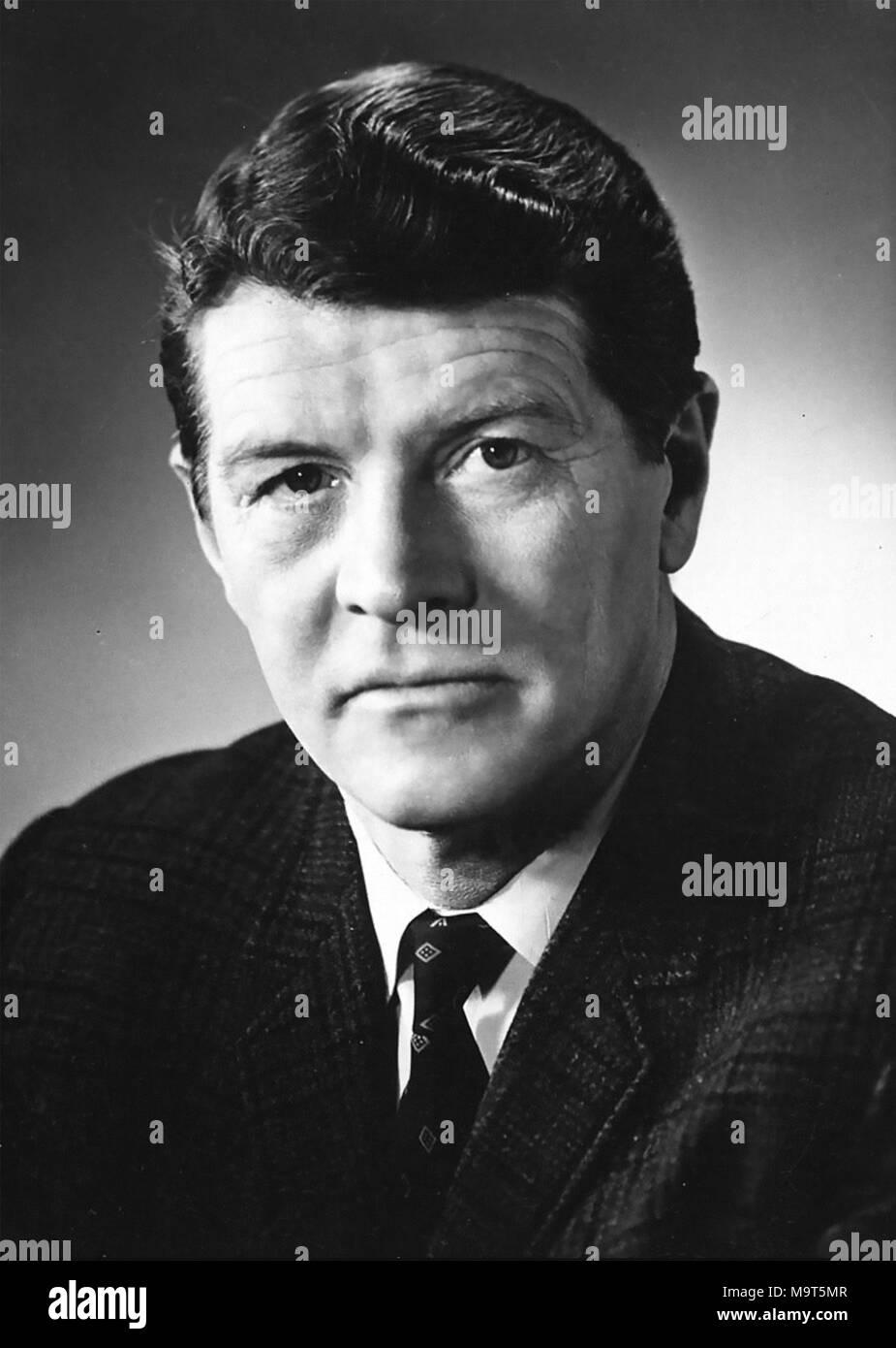 CHRISTIAN ANFINSEN (1916-1995) American biochemist - Stock Image