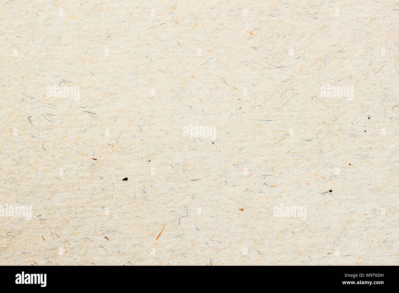 Texture of beige in old paper for artwork. Modern background, backdrop, substrate, composition use with copy space - Stock Image