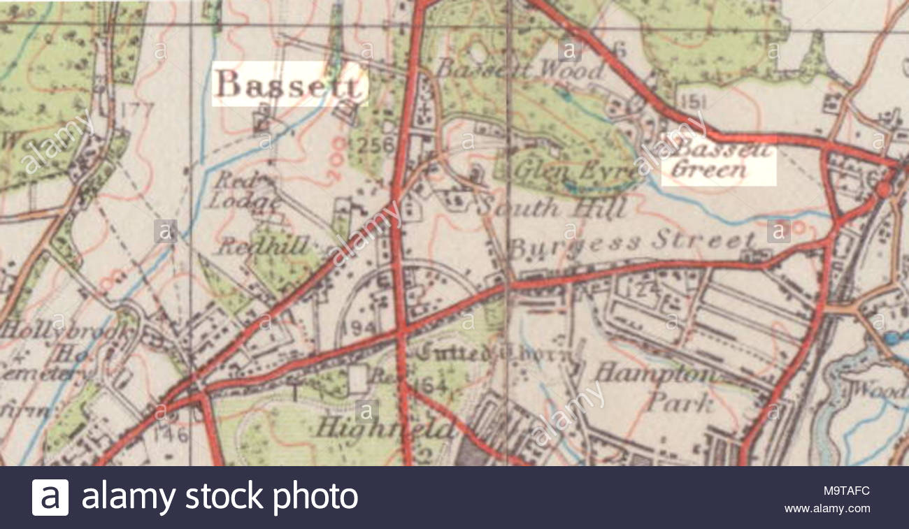 Ordnance Survey Map Published Based On Mapping Showing - Map of places i have been