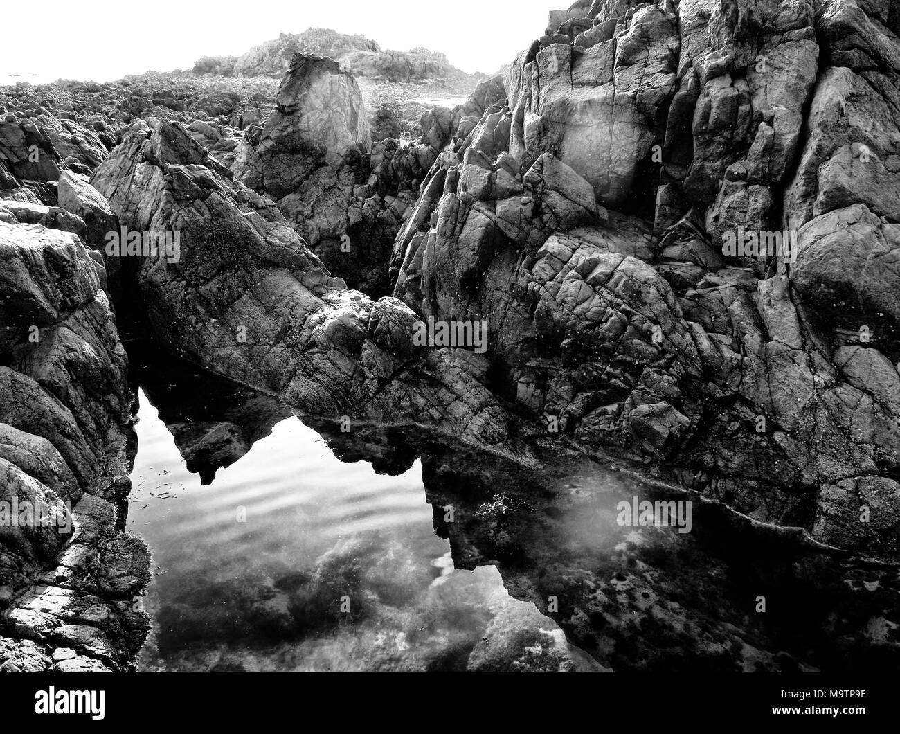 Channel Islands - Stock Image