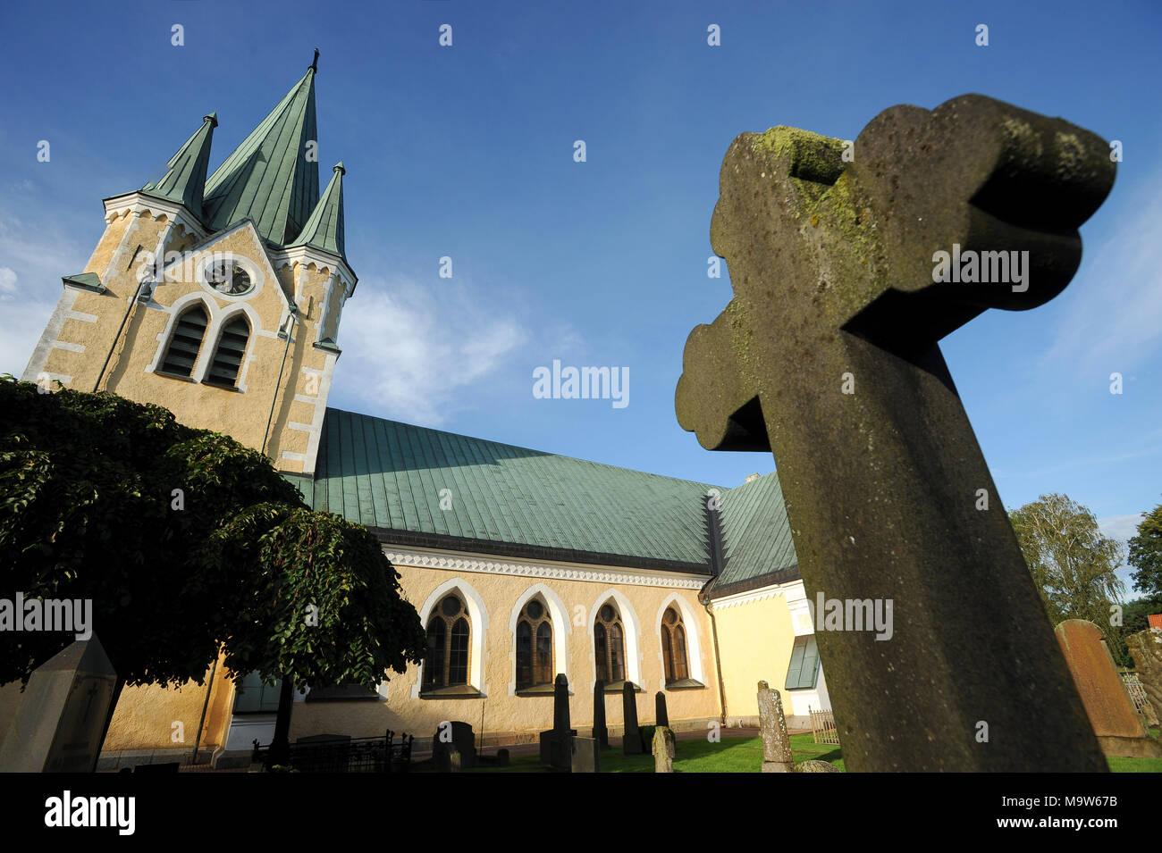 stra Hoby Church - Wikipedia