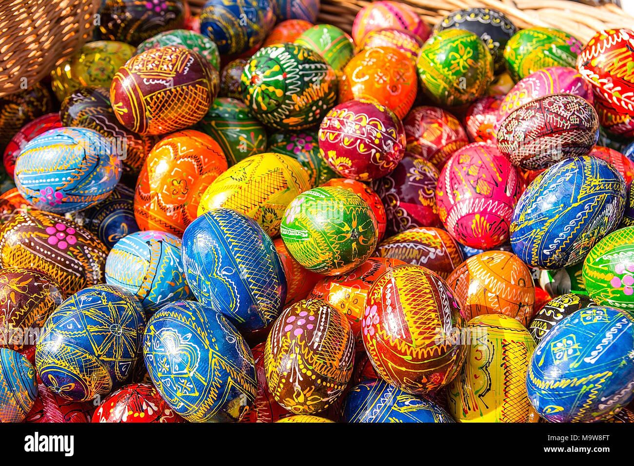 Polish Easter Egg Stock Photos Polish Easter Egg Stock Images Alamy