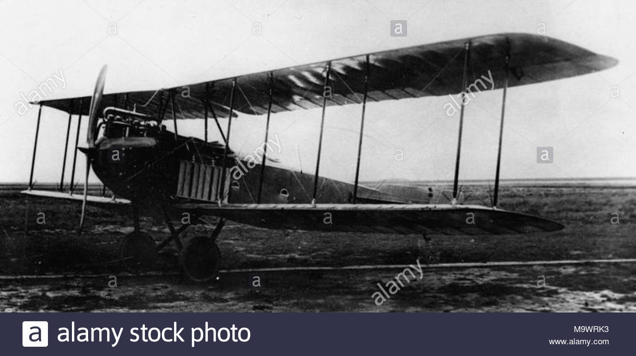 German Aircraft Of The First World War Gotha LD2 Two Seat Training And Reconnaissance Biplane