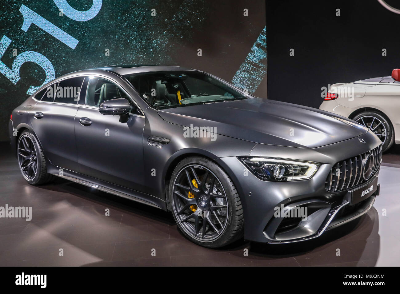 Amg Gt S Stock Photos & Amg Gt S Stock Images - Alamy