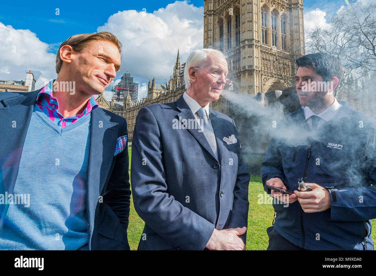 London, UK  29th Mar, 2018  Dr Christian Jessen, Lord