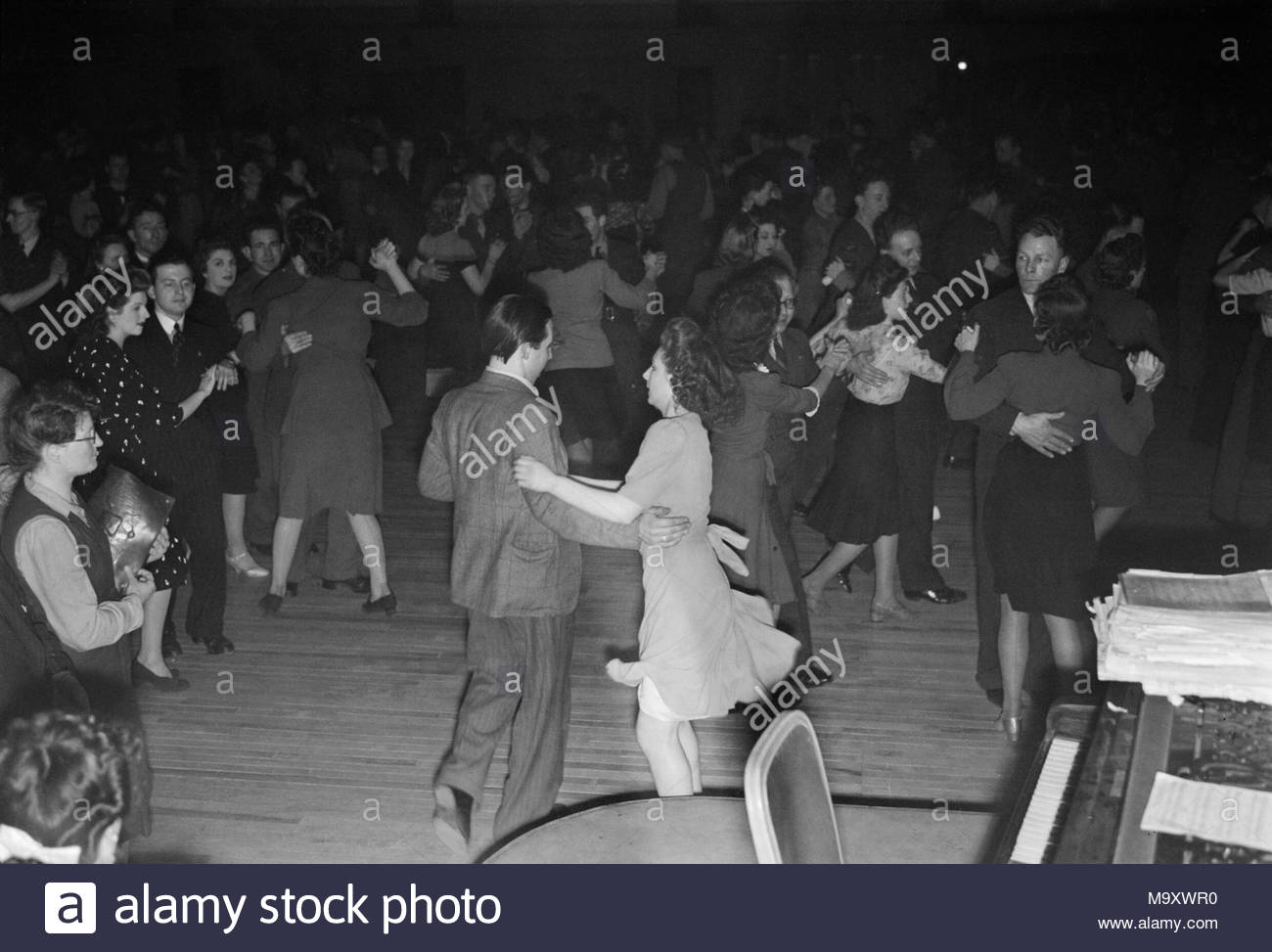 Jive Dance Black And White Stock Photos Images Alamy Jitterbug Steps Diagram New Style Dancing Arrives The Introduction Of Into British Halls 1945