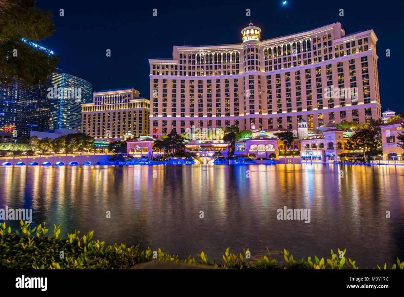 Las Vegas 2018 - Stock Image