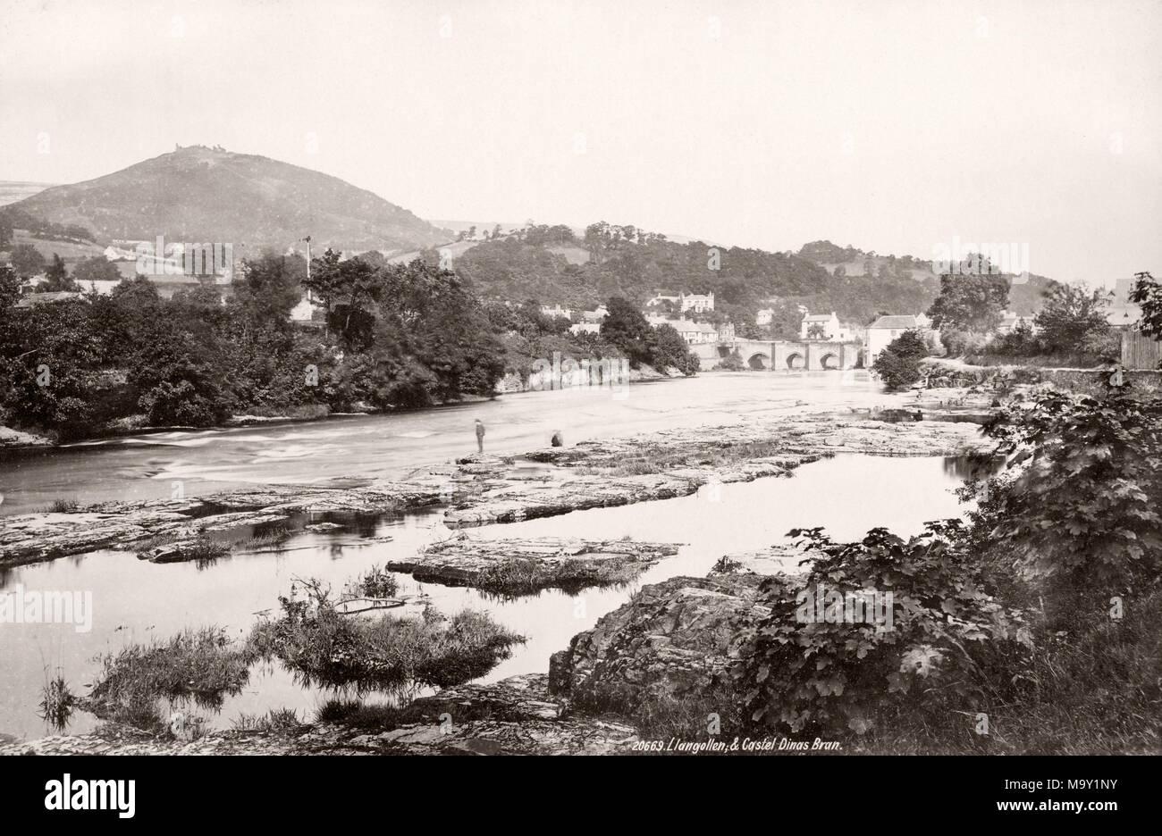 Vintage 19th century photograph - United Kingdom - Stock Photo
