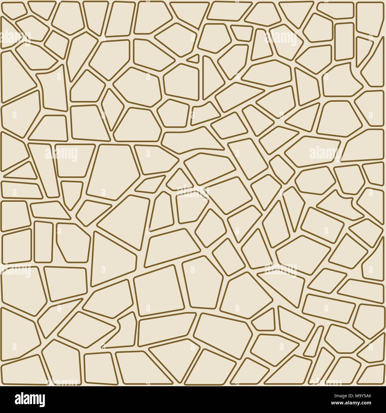 stone seamless pattern - Stock Vector