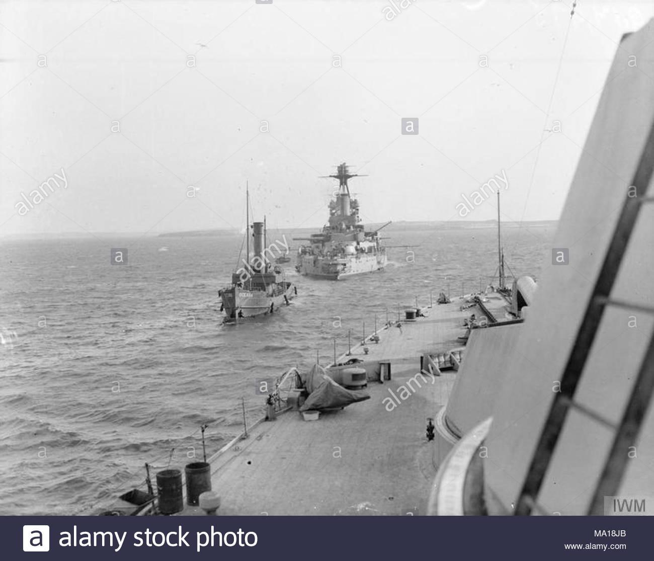Battleship HMS Benbow, World War I 89