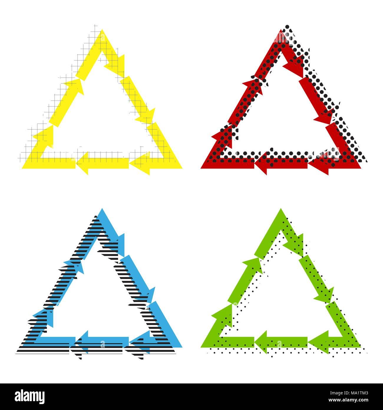Recycling code stock vector images alamy plastic recycling symbol pvc 3 plastic recycling code pvc 3 vector yellow buycottarizona Choice Image