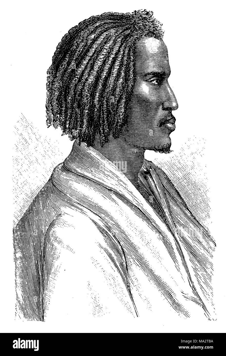 Galla-man - Stock Image