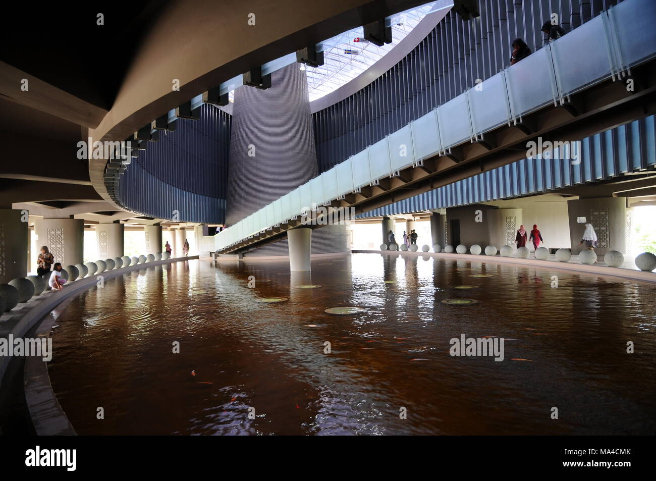 Aceh Tsunami Museum In Banda Aceh Aceh Province Indonesia Stock Photo Alamy