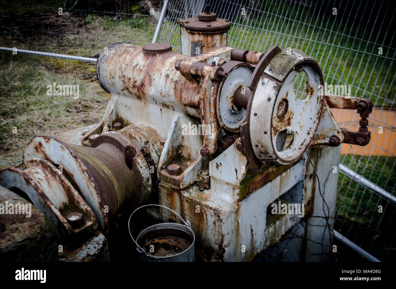 Astley Green Mining Museum - Stock Image