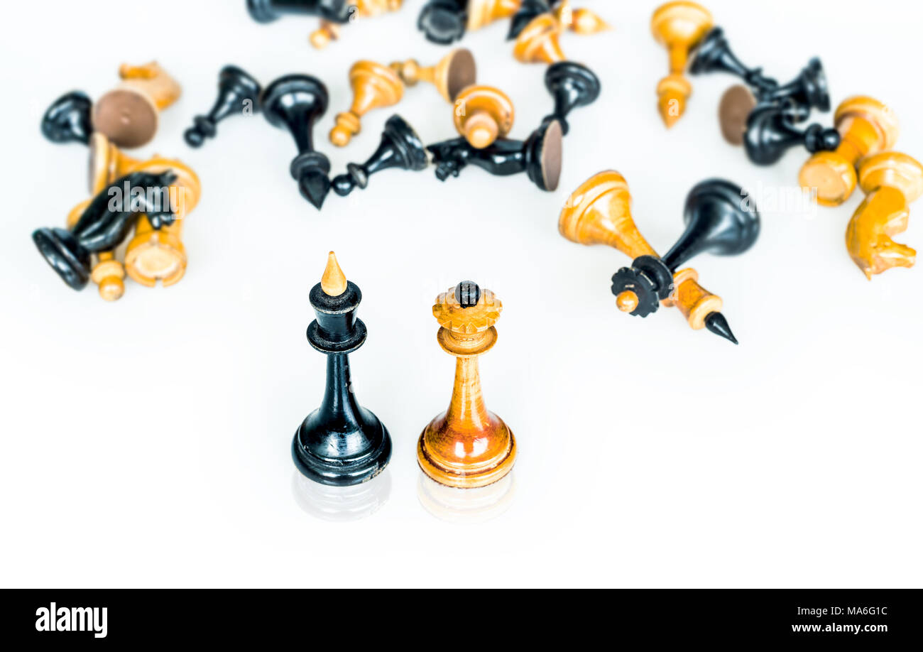 no winner - Stock Image