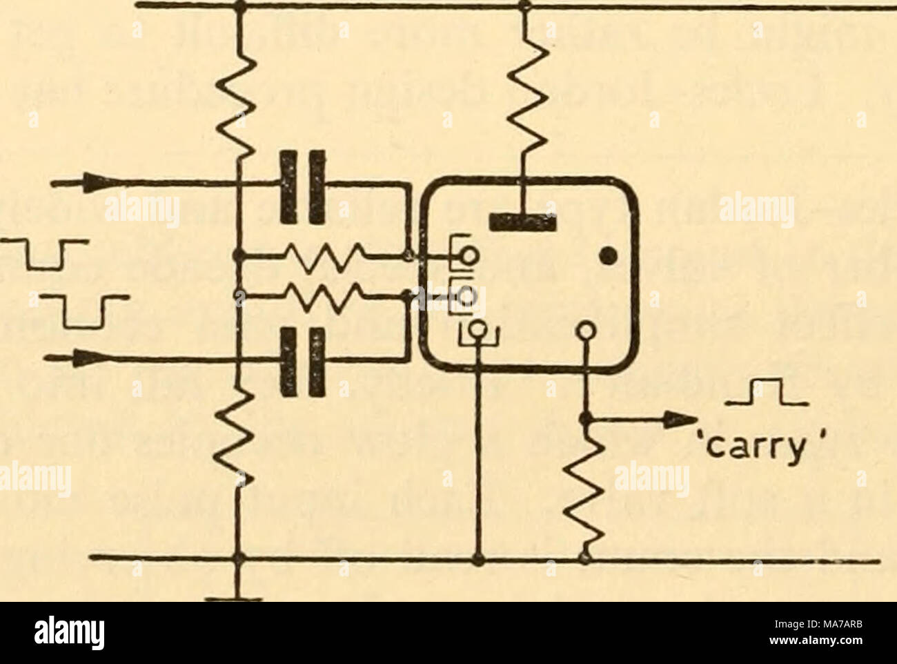 4112 Rc Wiring Diagram Car Receiver Control Circuit Moreover Together With Connection Ht 3 Stock Photos Images Page Alamy