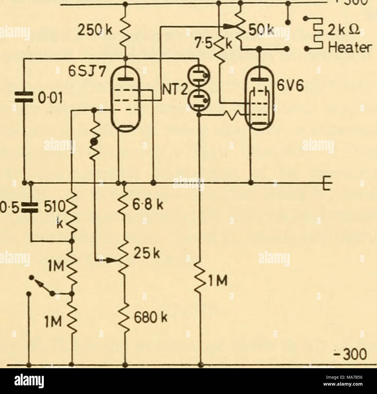Thermistor Stock Photos Images Alamy Circuit Diagram Electronic Apparatus For Biological Research Figure 2922 Ultra Fine Control Of