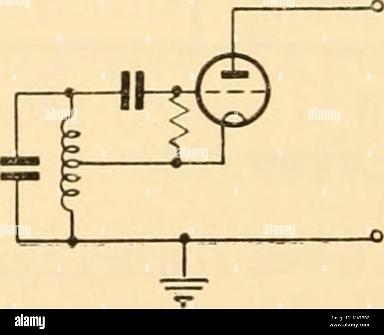 Electronic apparatus for biological research . HT + *HT- Figure ...