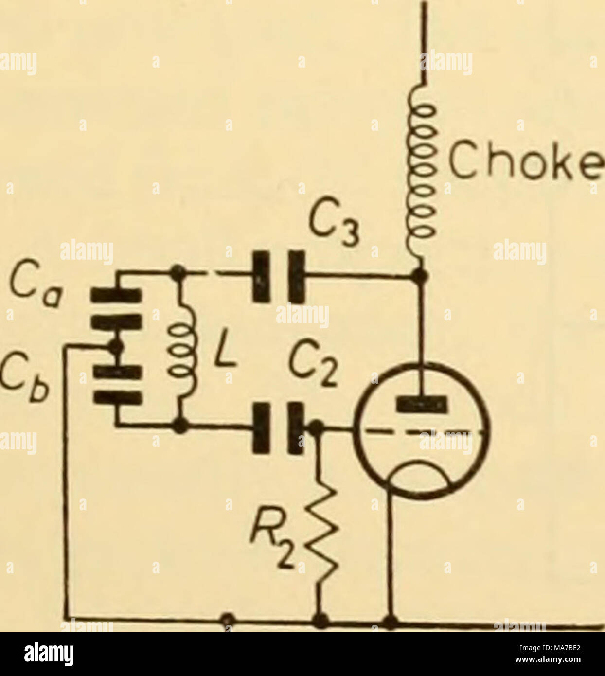 Figure 8 Circuit Stock Photos Images Alamy Yx Wiring Diagram Electronic Apparatus For Biological Research I