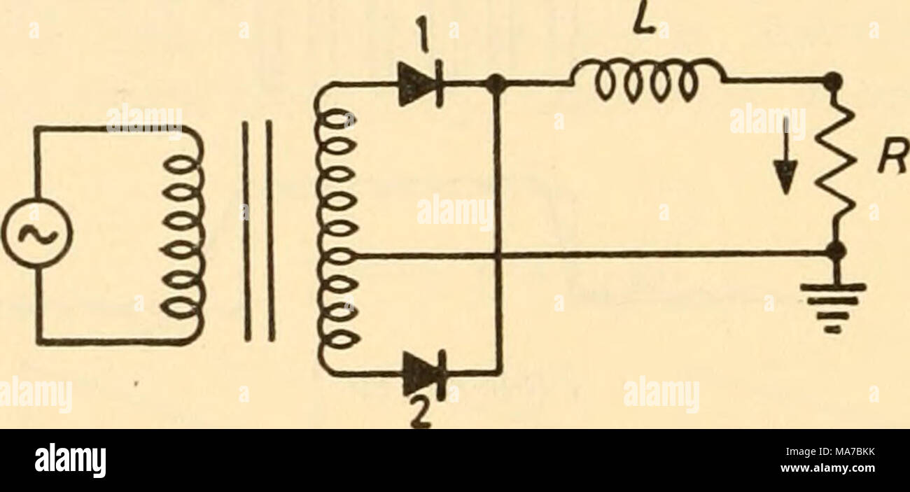 Low Pass Filter Stock Photos Images Alamy Rclowpassfiltercircuitdiagramjpg Electronic Apparatus For Biological Research Figure 620 Inductance And The Load Resistance May Be