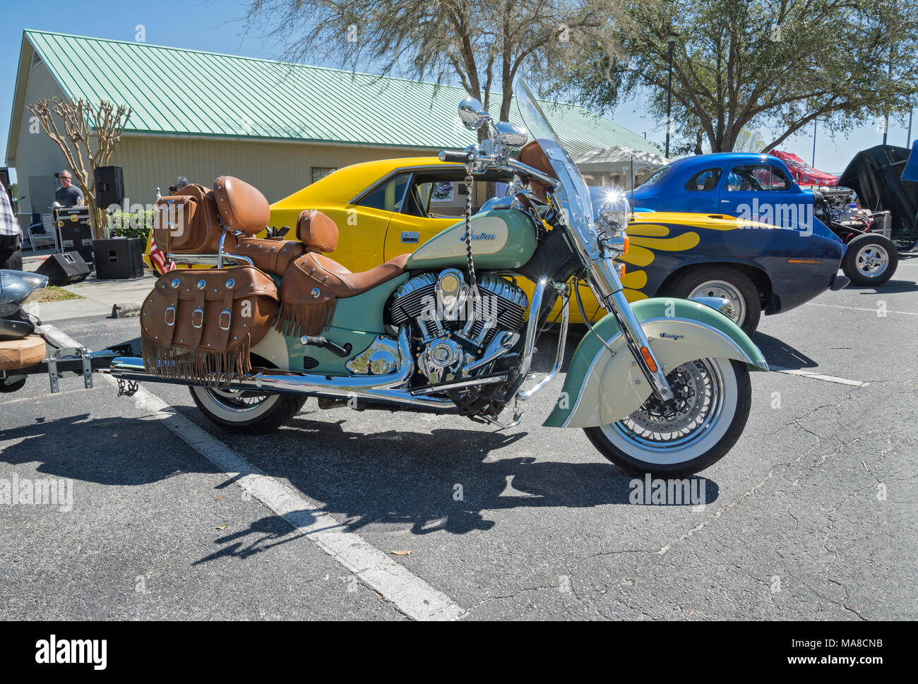 Motorcycle Classic Cars Stock Photos & Motorcycle Classic Cars Stock ...