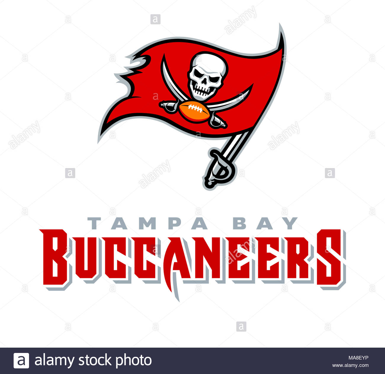 Tampa Bay Buccaneers logo icon Stock Photo  178437610 - Alamy fdbff042cd8