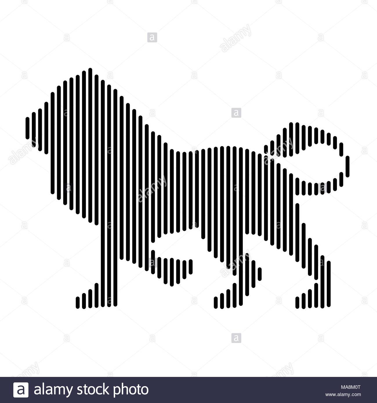 Lion The King Of Beasts Symbols Stock Photo 178441560 Alamy