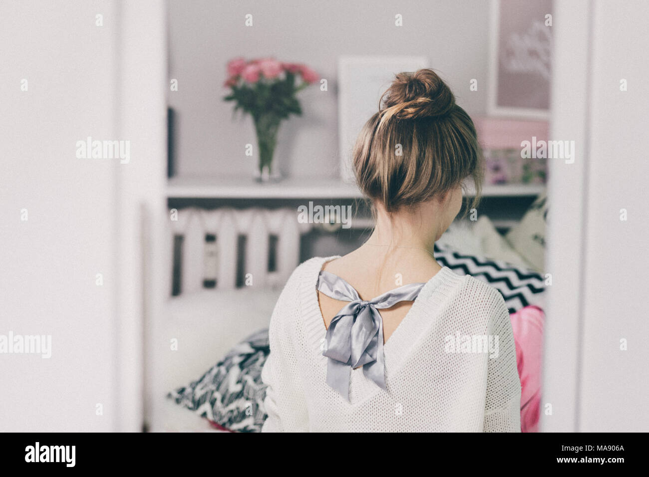 Images that shows the latest trends and symbolises fashion. - Stock Image