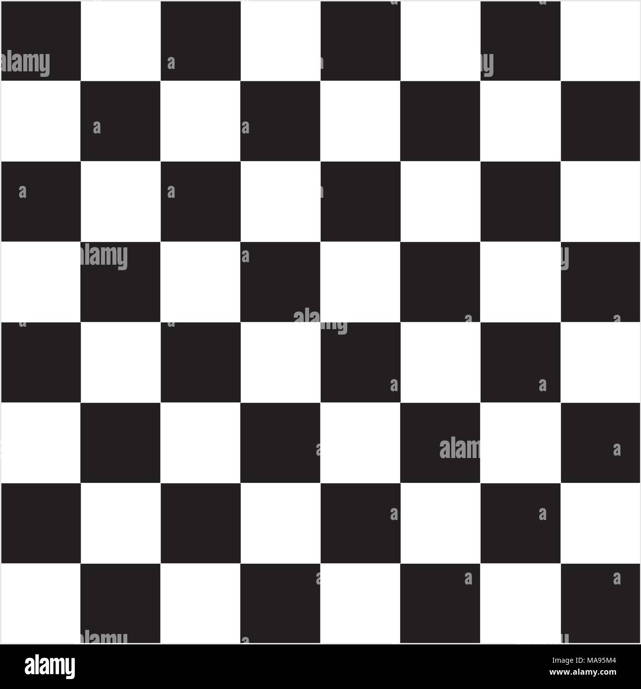 Vector modern empty chess board background  Ready layout for