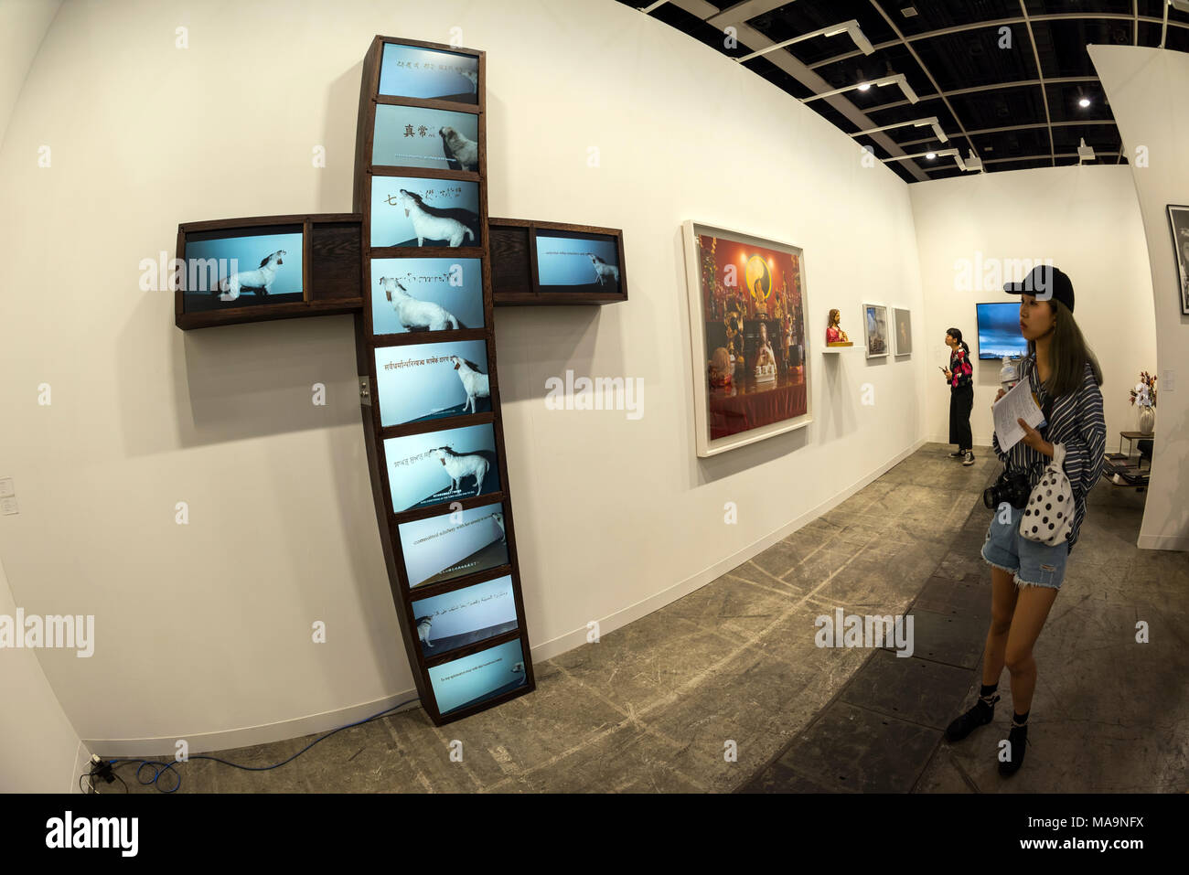 D Art Exhibition Hong Kong : March th exhibitions at the art basel show held at