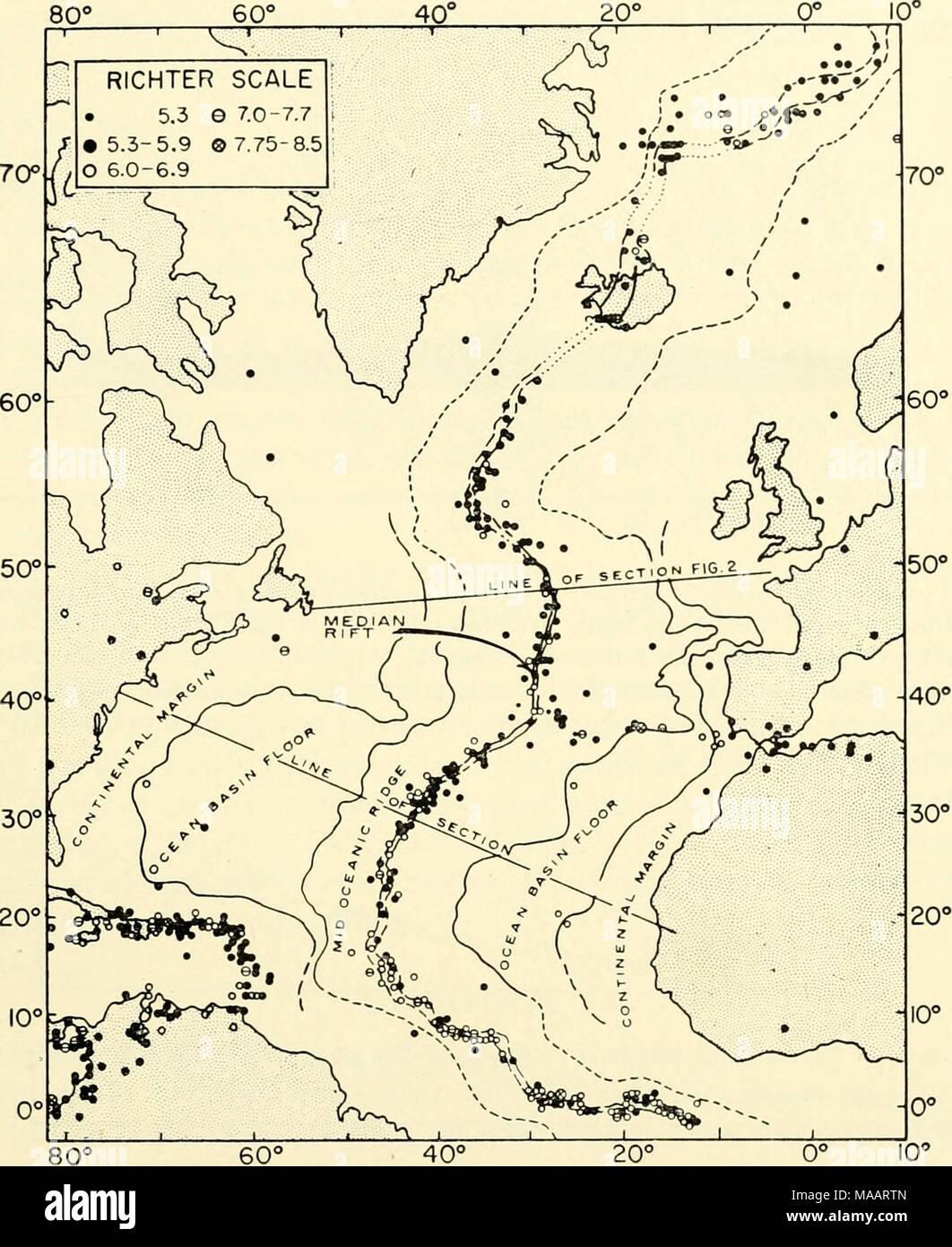 Coast and geodetic survey stock photos coast and geodetic survey the earth beneath the sea history continental margin ocean basin floor mid oceanic publicscrutiny Images