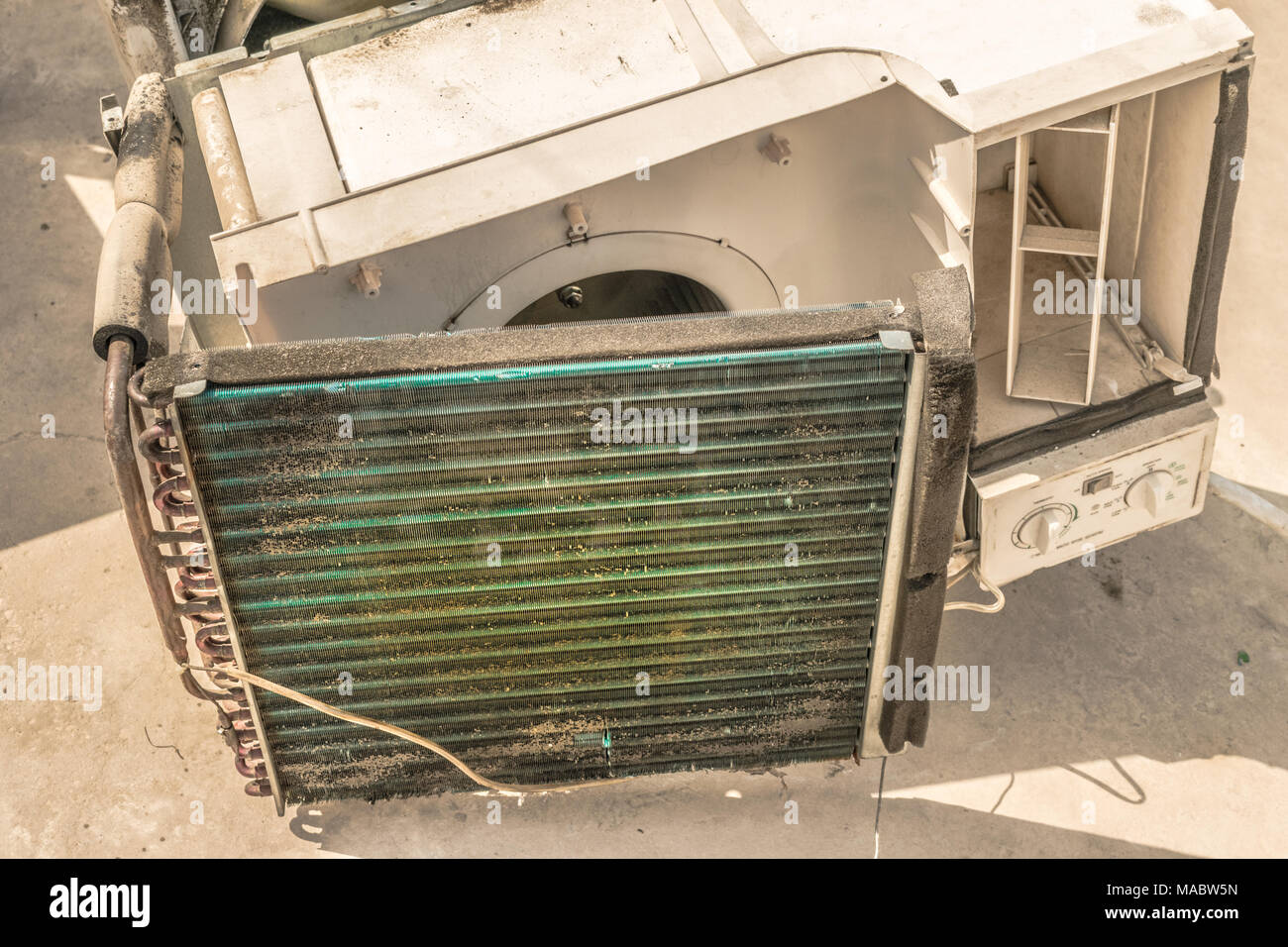 Cleaning Air Conditioner Coils Window Unit Sante Blog