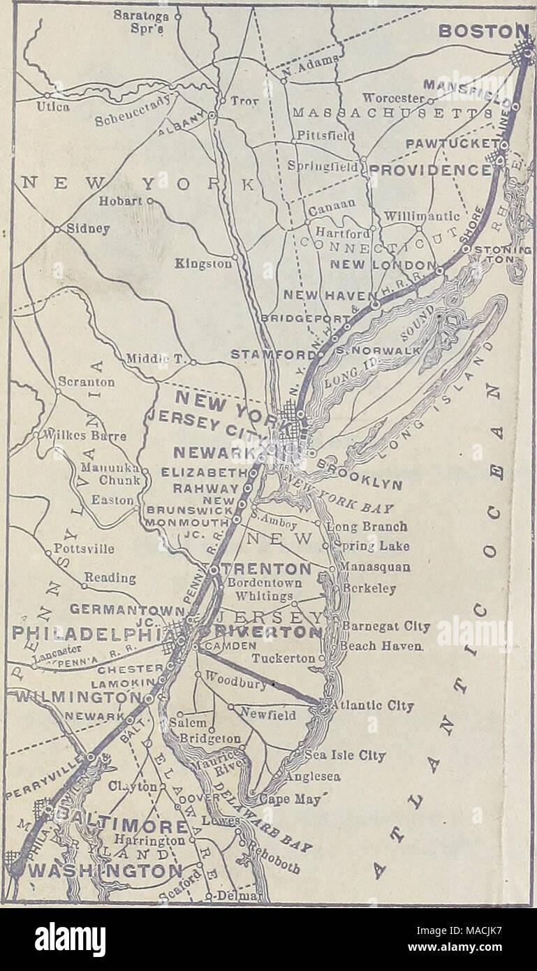 New York Map 1900 Stock Photos New York Map 1900 Stock Images Alamy
