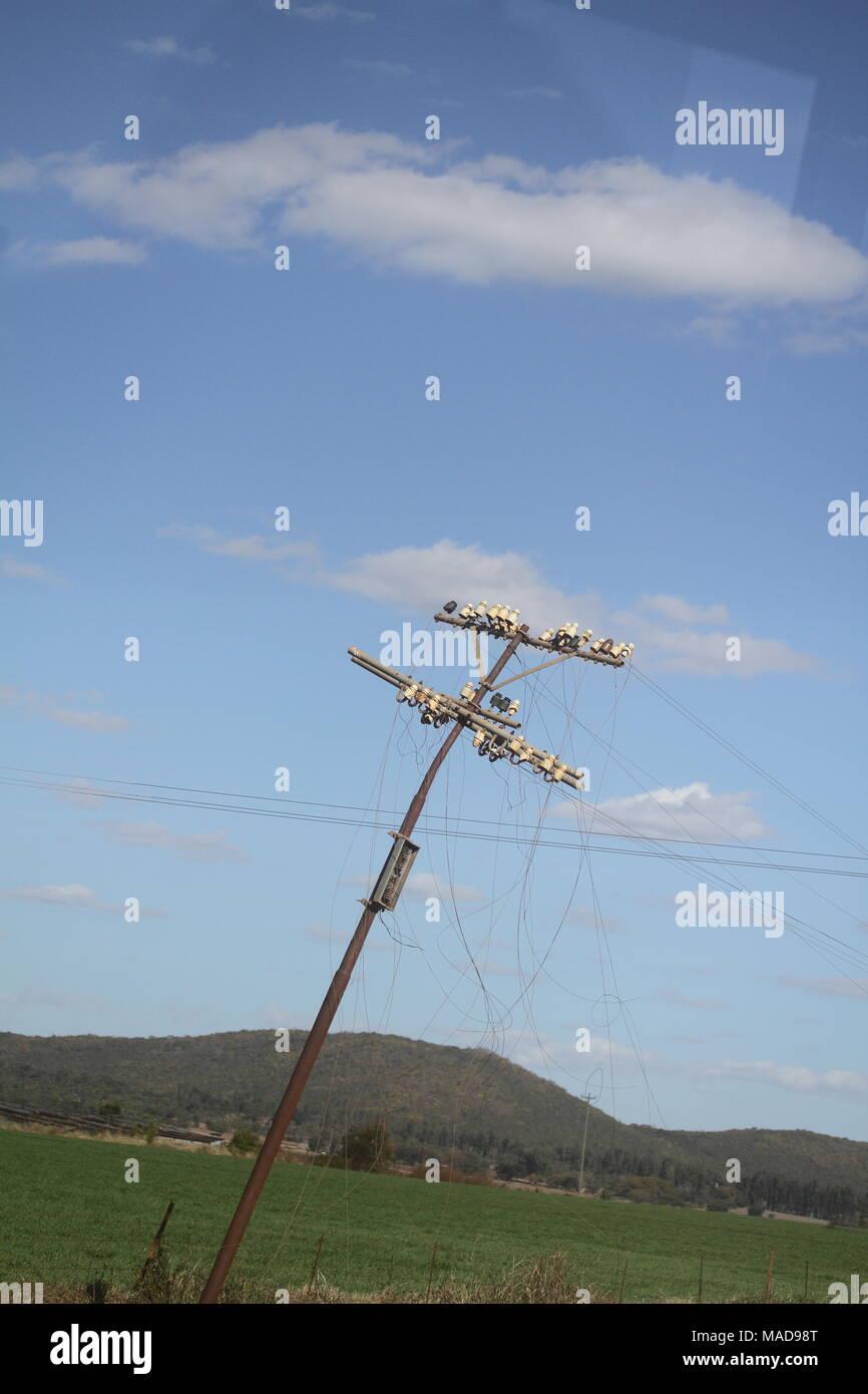Zimbabwe Infrasructure Stock Photo