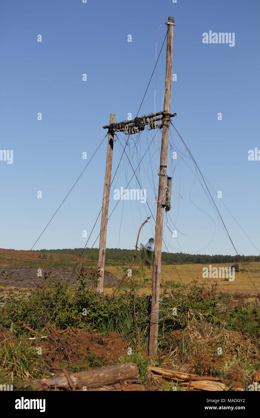 Zimbabwe Infasructure Stock Photo