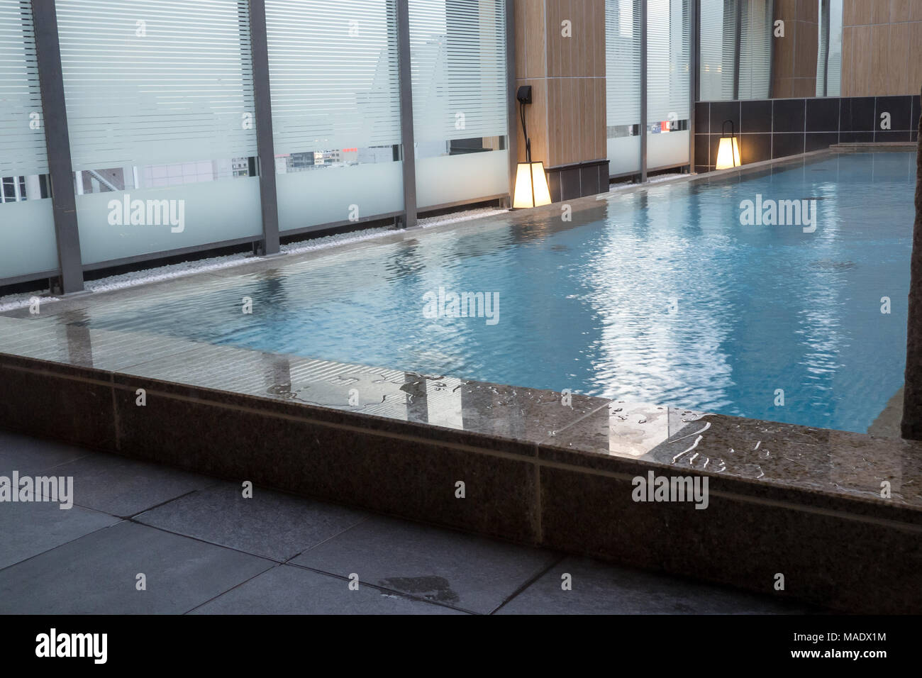 Japanese Bath Leisure Stock Photos & Japanese Bath Leisure Stock ...
