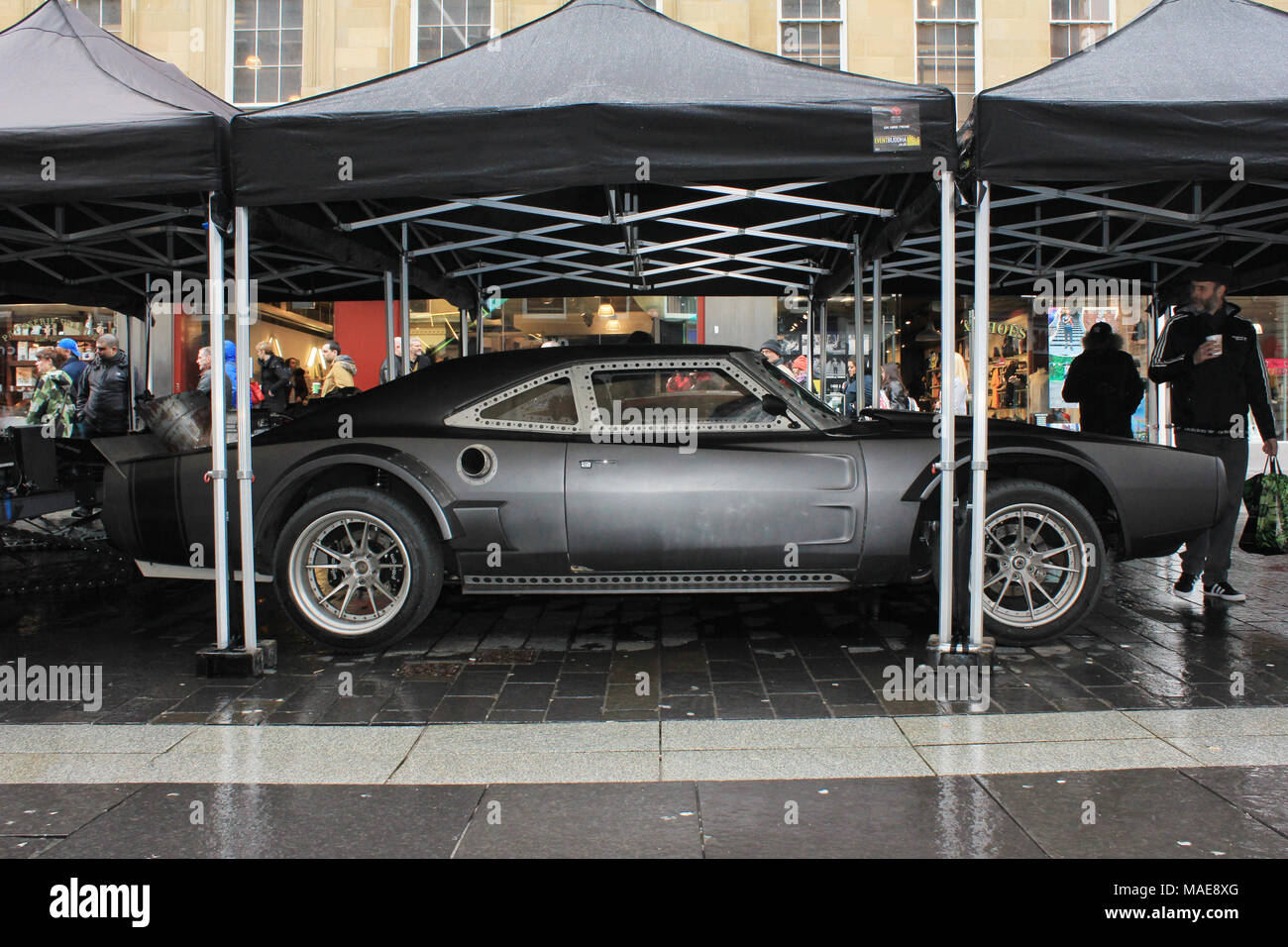 Fast & Furious Cars on Display before the start of UK Arena live ...