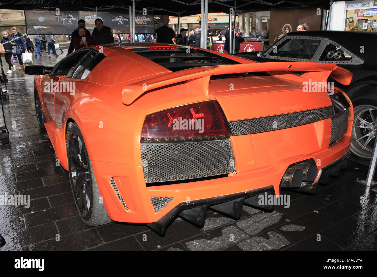 The Fate Of The Furious Car Stock Photos The Fate Of The Furious