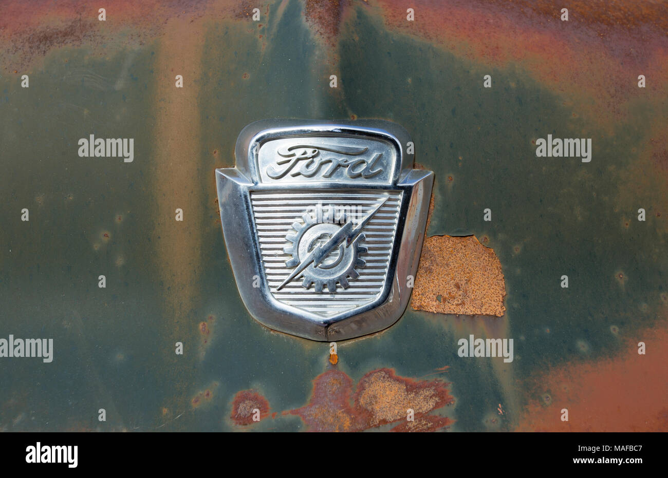 Ford Logo Stock Photos Ford Logo Stock Images Alamy