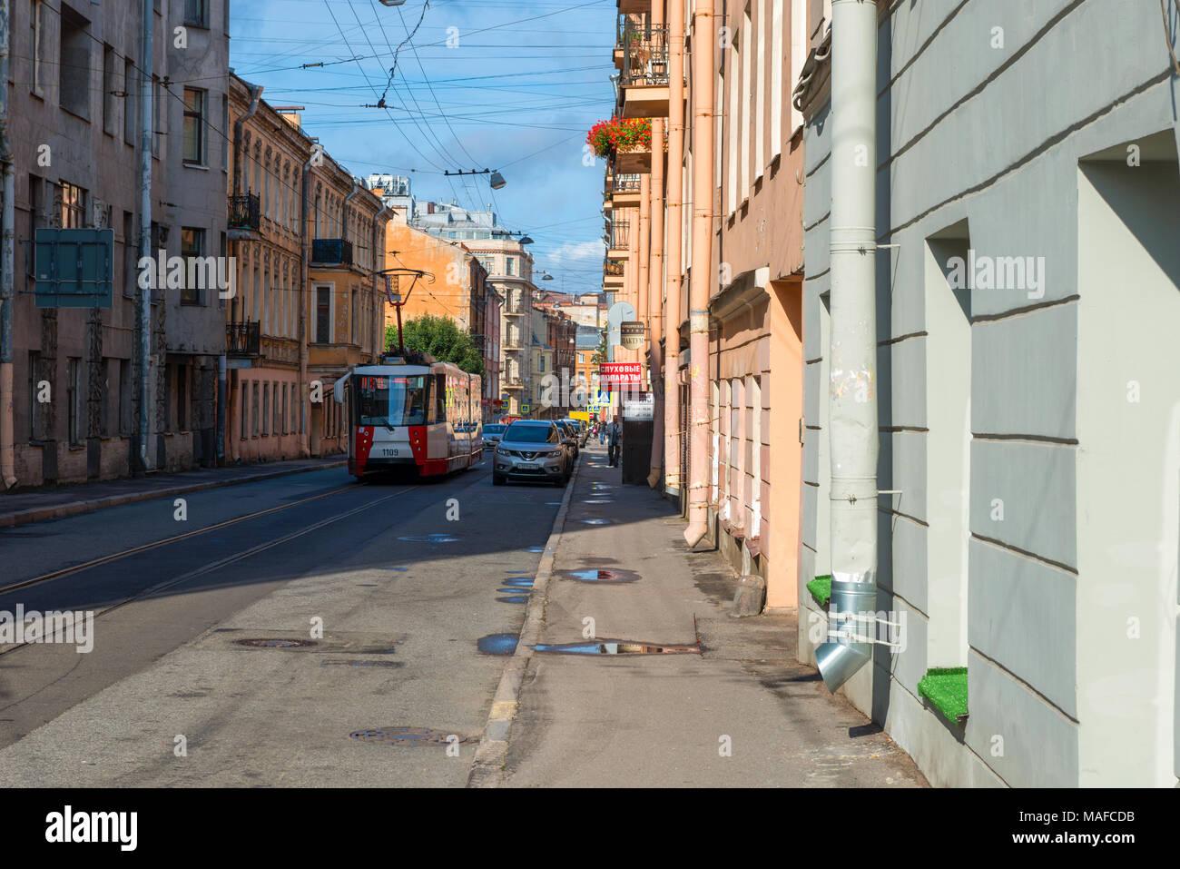 Ligovsky lanes 89