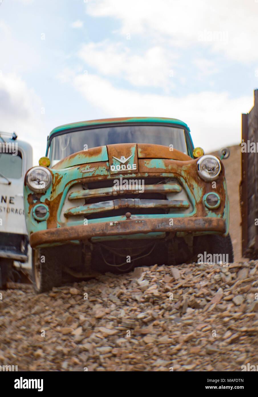 Old Pickup Trucks Stock Photos & Old Pickup Trucks Stock Images ...