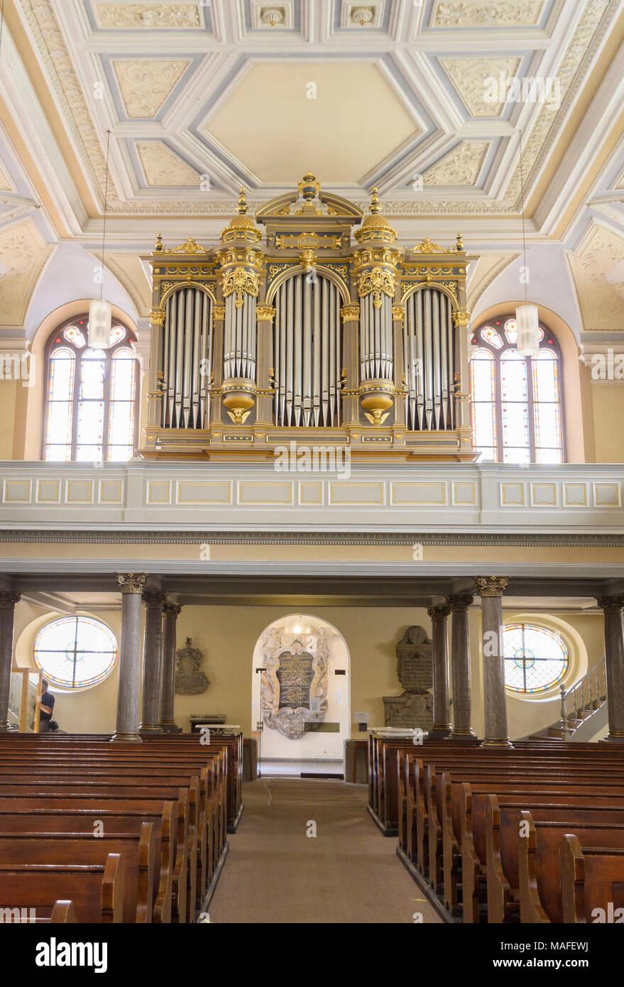 Providenzkirche, Heidelberg, Baden-Württemberg, Deutschland - Stock Image