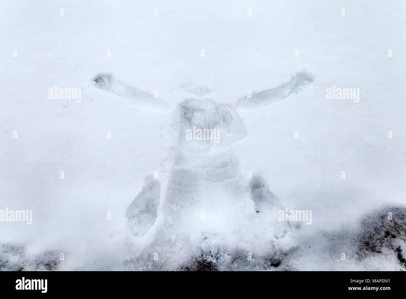 Snow Imprint Stock Photos & Snow Imprint Stock Images - Alamy