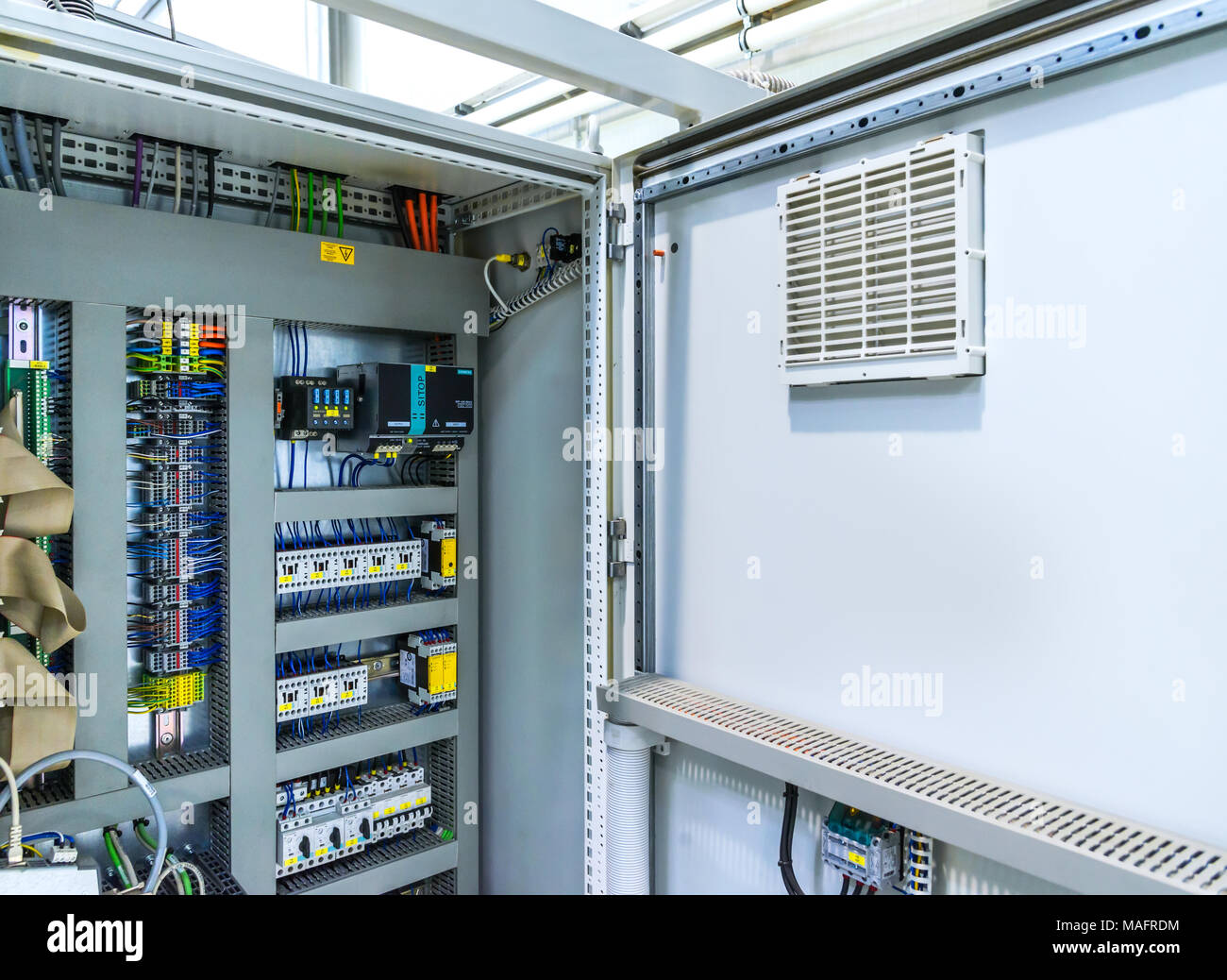 Electrical Distribution Board Stock Photos & Electrical Distribution ...