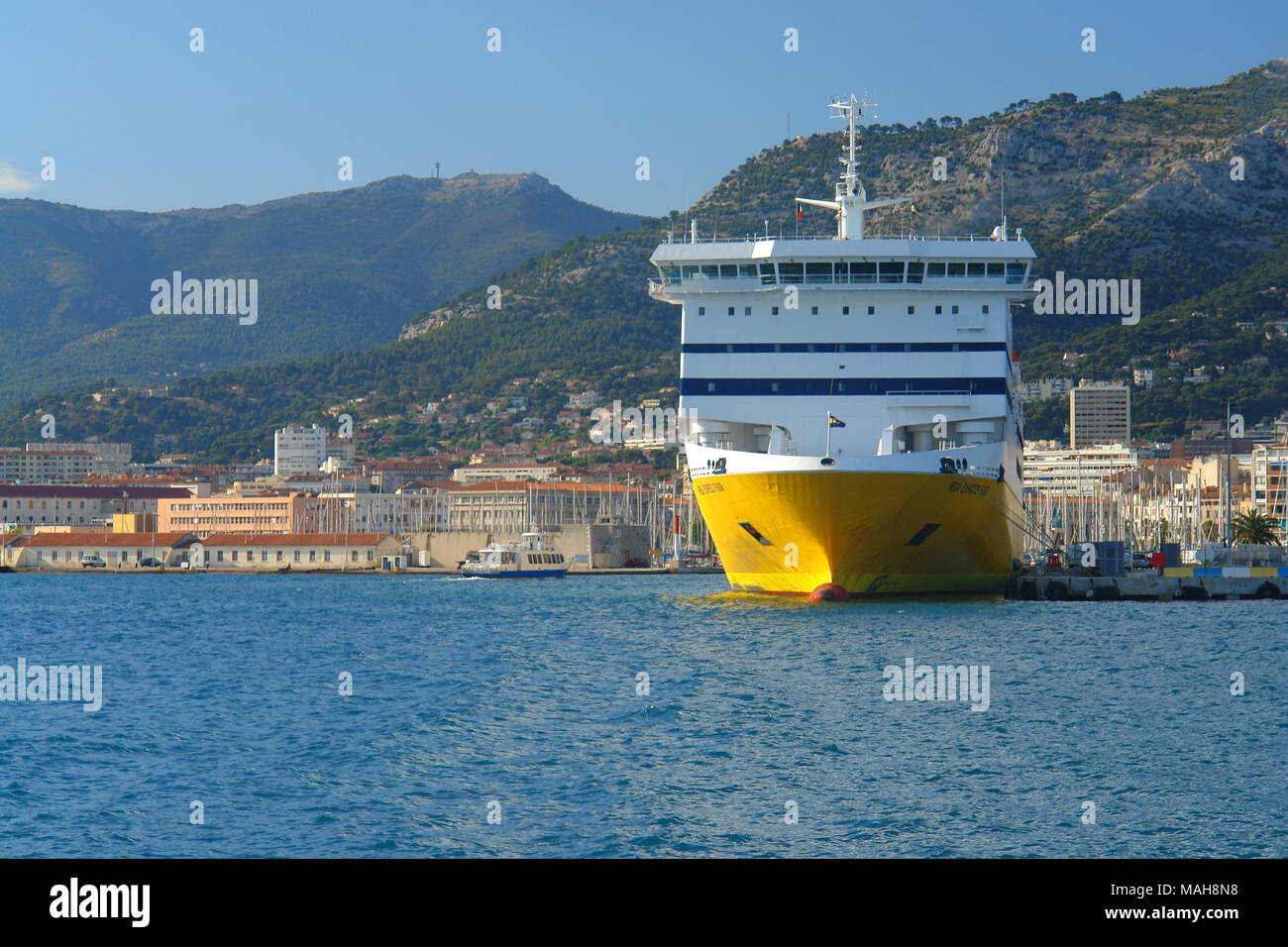 corsica ferry stock photos corsica ferry stock images alamy. Black Bedroom Furniture Sets. Home Design Ideas