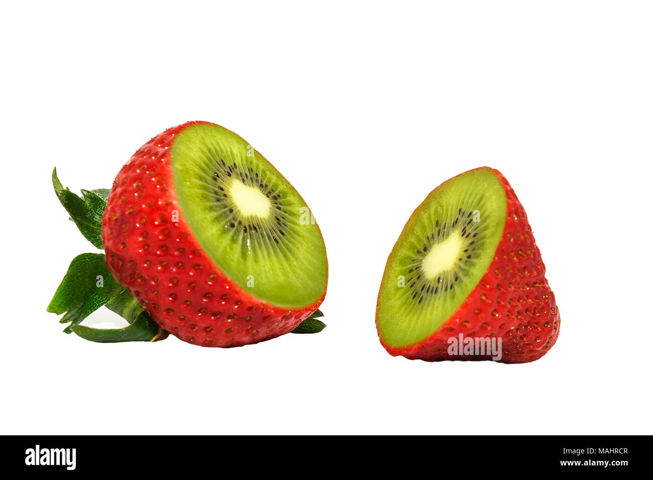 concept image of genetically modified fruit stock photo 178641815