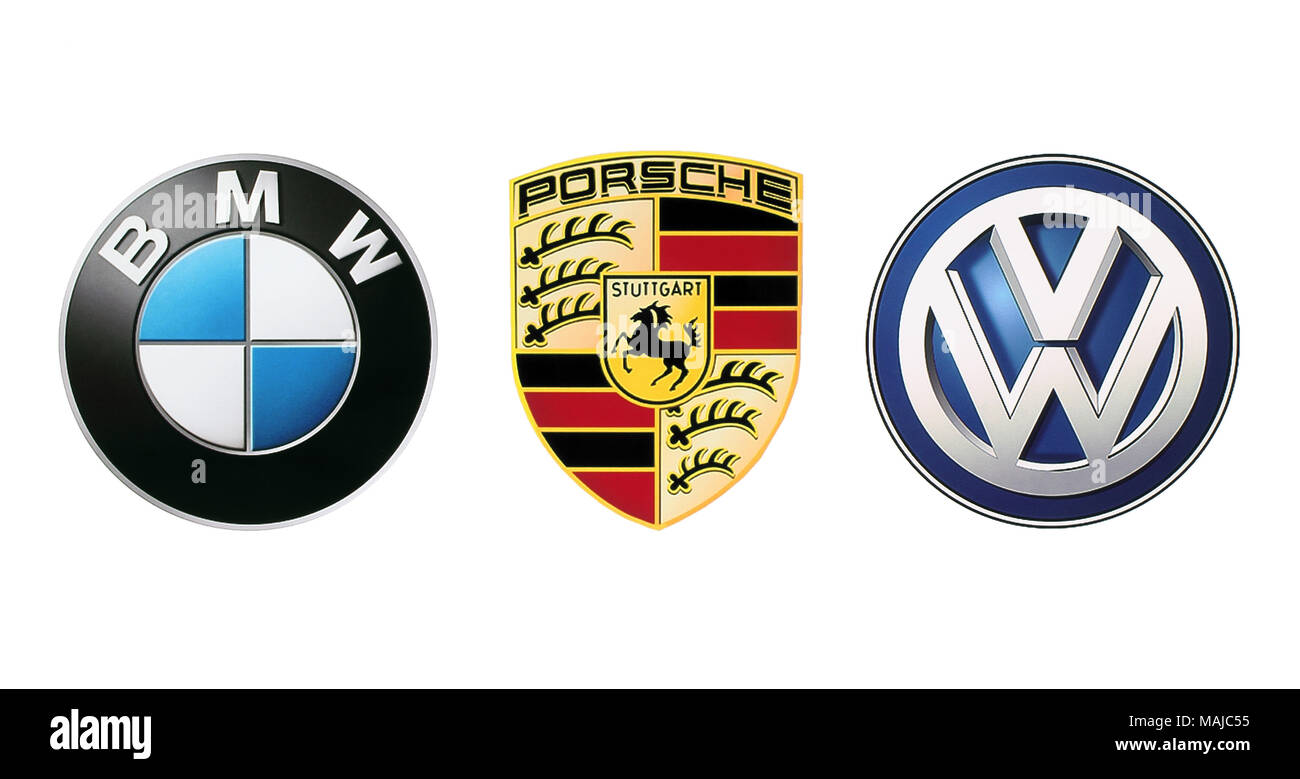 Porsche Cut Out Stock Images Pictures Alamy