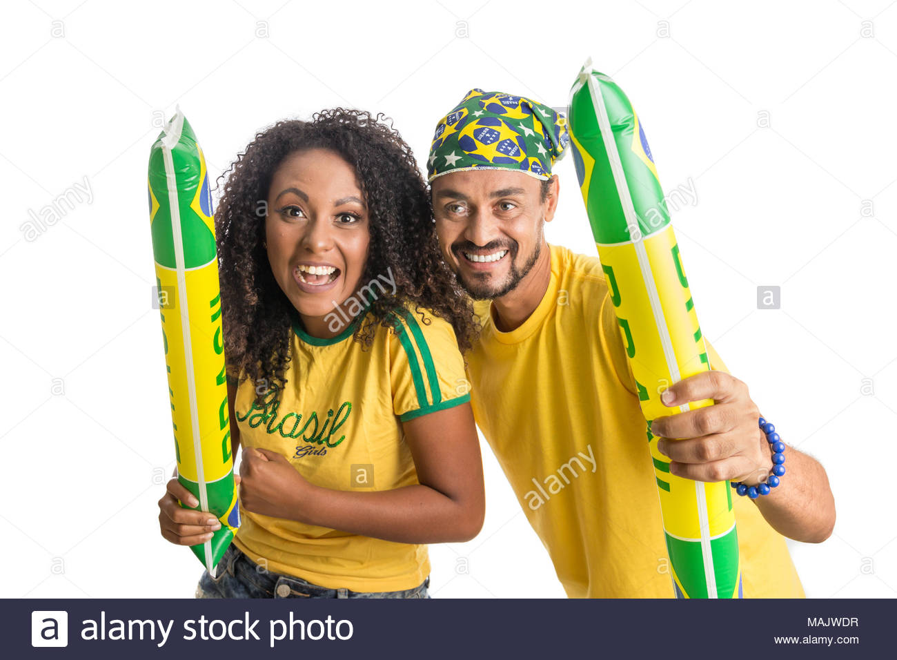 Plain Yellow Supporters Cheer Horn