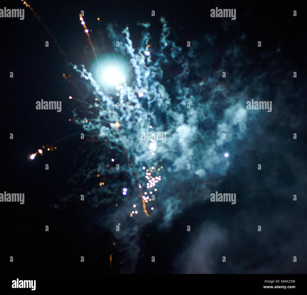 Firework Rocket Stock Photos & Firework Rocket Stock