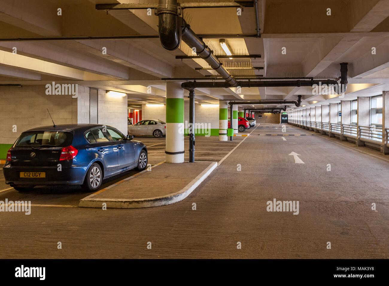 Prince Bishops Shopping Centre Car Park